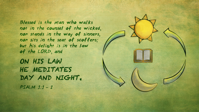 psalm 1:1–2 [widescreen]